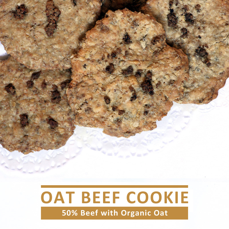 Oat Beef Cookie
